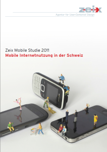 Cover zur Mobile Studie