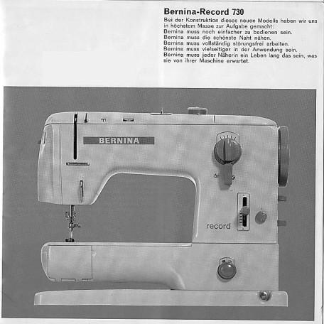 Nähmaschine von ca. 1964
