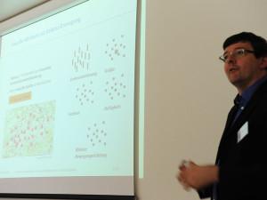 Zeix Maps Event 2013 - «Total lokal»: Vortrag «Content & Verpackung in der mobilen Geovisualisierung» Dr. Tumasch Reichenbacher, Geoinformatiker