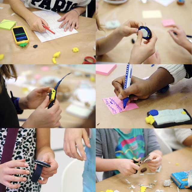 Artikelbild von Mädchen machen die Gadgets von morgen