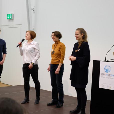 Artikelbild von World IA Day Zürich 2016