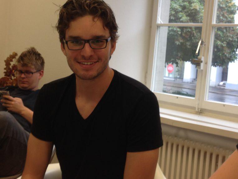Tobias Leuenberger, Visual Designer bei Zeix