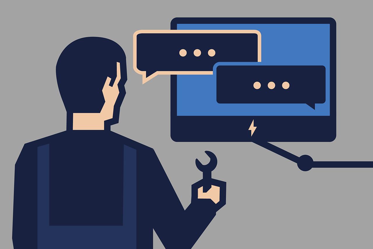 Artikelbild von Conversational Interfaces erobern den Workplace - Vortrag i2summit