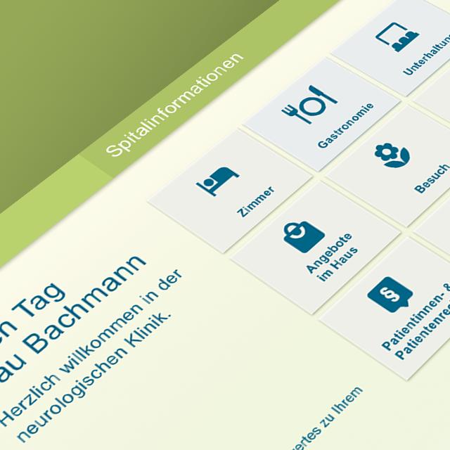 Artikelbild von Stadtspital Triemli setzt im Bettenhaus auf gute User Experience