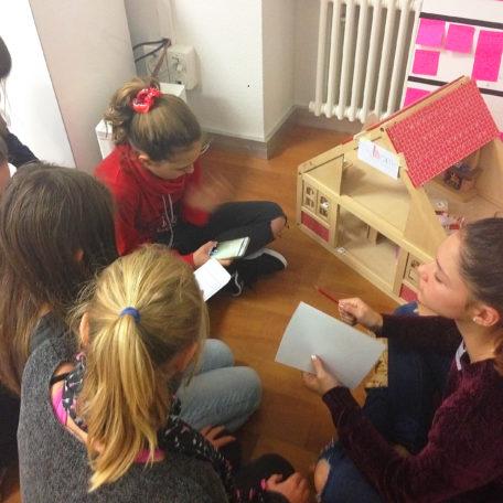 Artikelbild von Zukunftstag: Mädchen machen ihren Lieblingsort intelligent