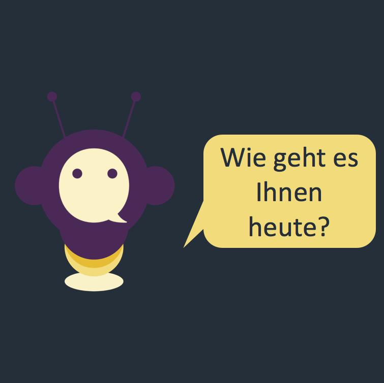 Artikelbild von Wie geht es Ihnen heute? - Chatbots im Gesundheitswesen