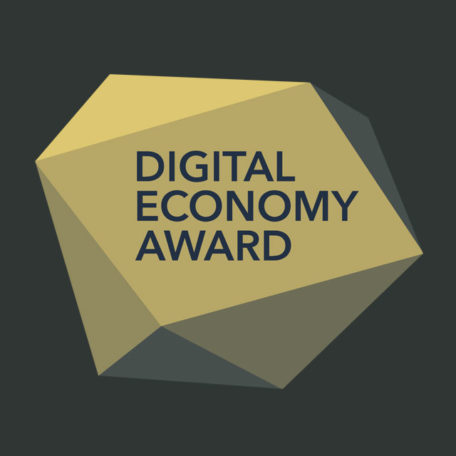 Artikelbild von Web App GIN gewinnt GOLD beim Digital Economy Award