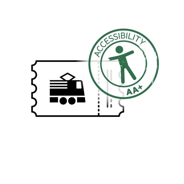 SBB Website wurde von der Stiftung Zugang für alle auf Barrierefreiheit zertifiziert.