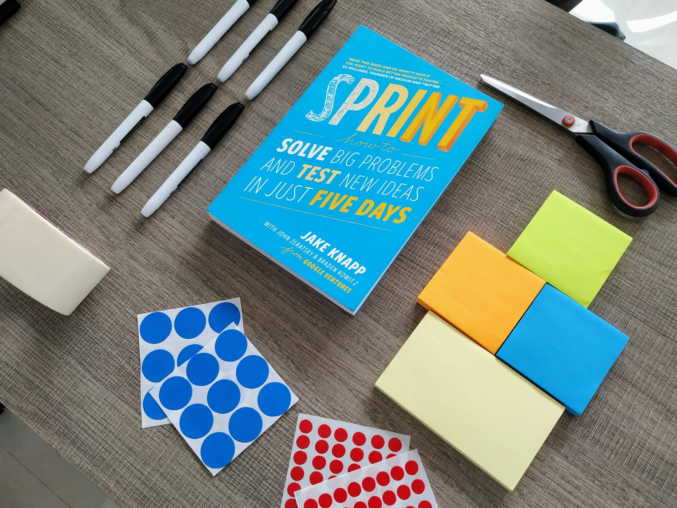 Artikelbild von Remote Design Sprint – Innovation trotz Lockdown