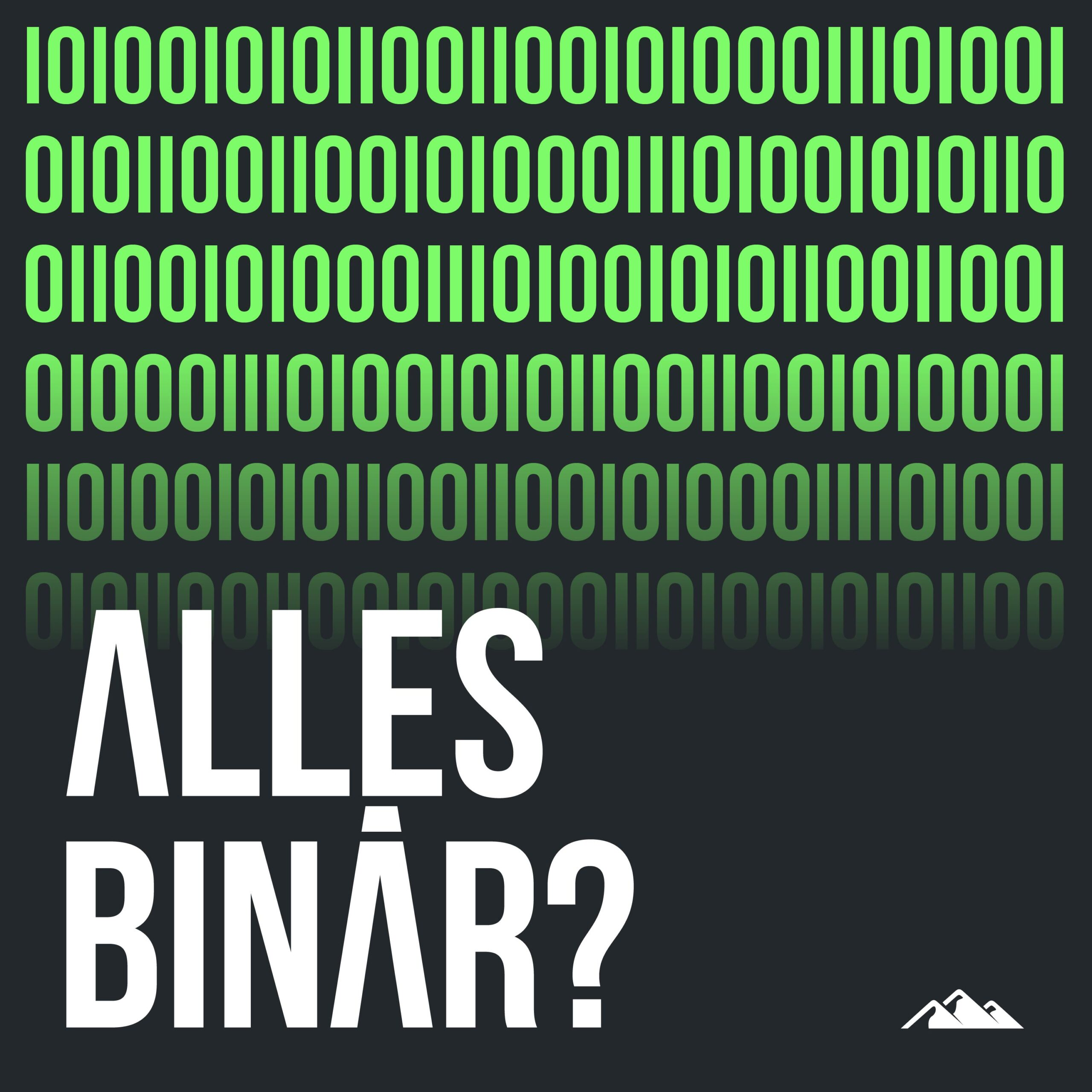 Logo des Podcasts Alles Binär