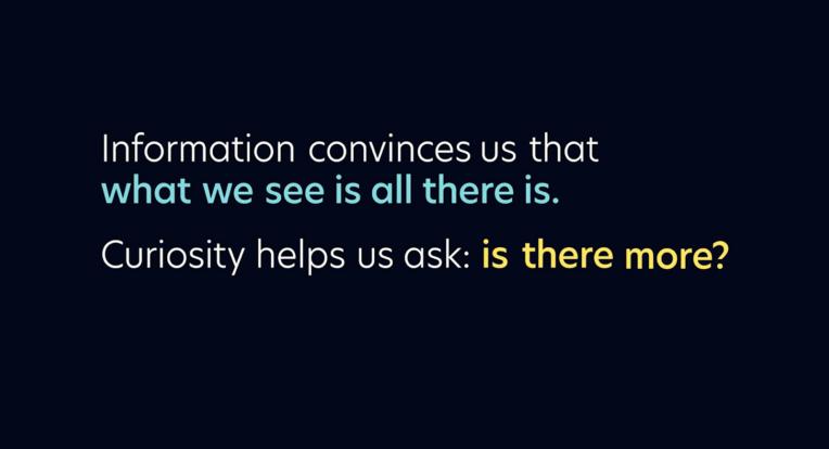Cassini Nazir: Neugierde wecken mit der Frage